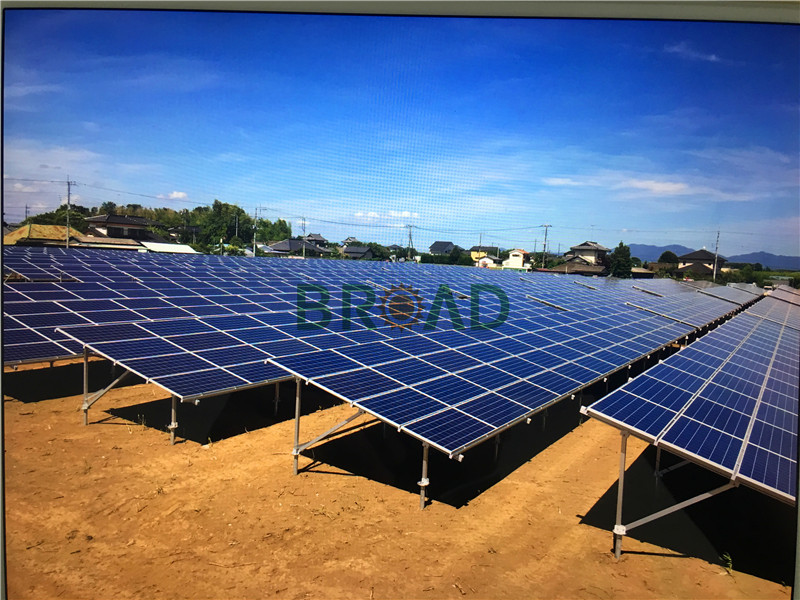 rbi solar ground mount